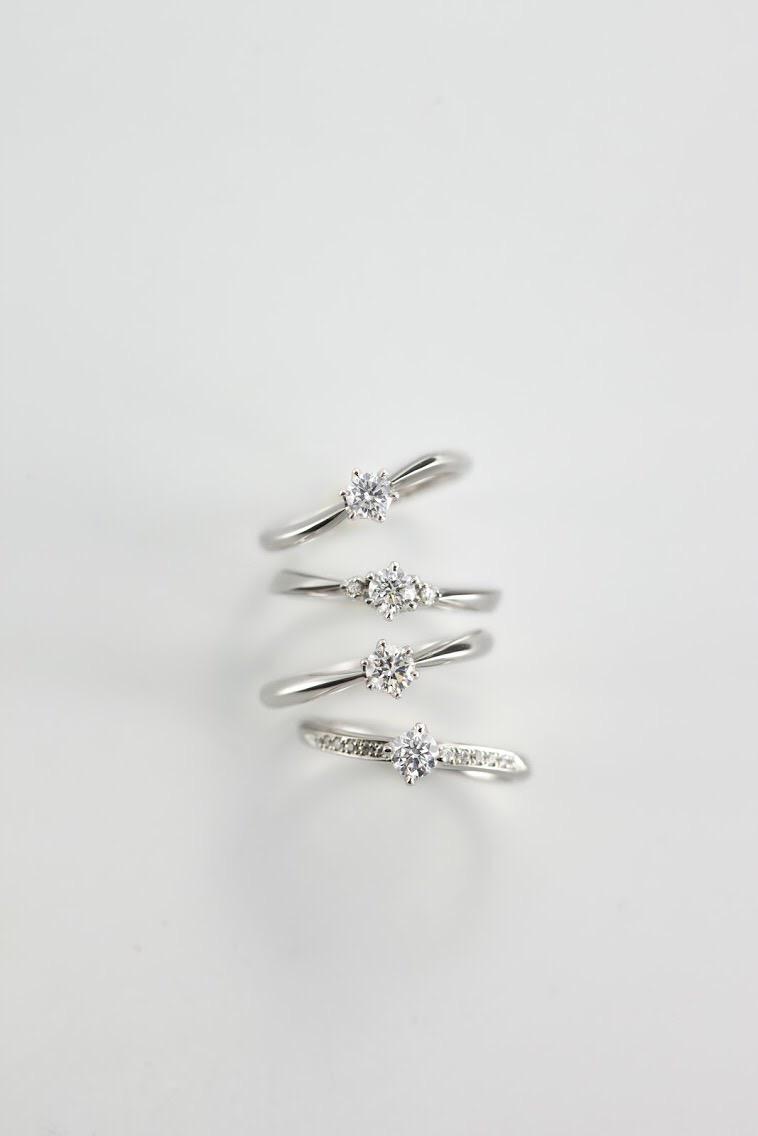 プティ 婚約指輪