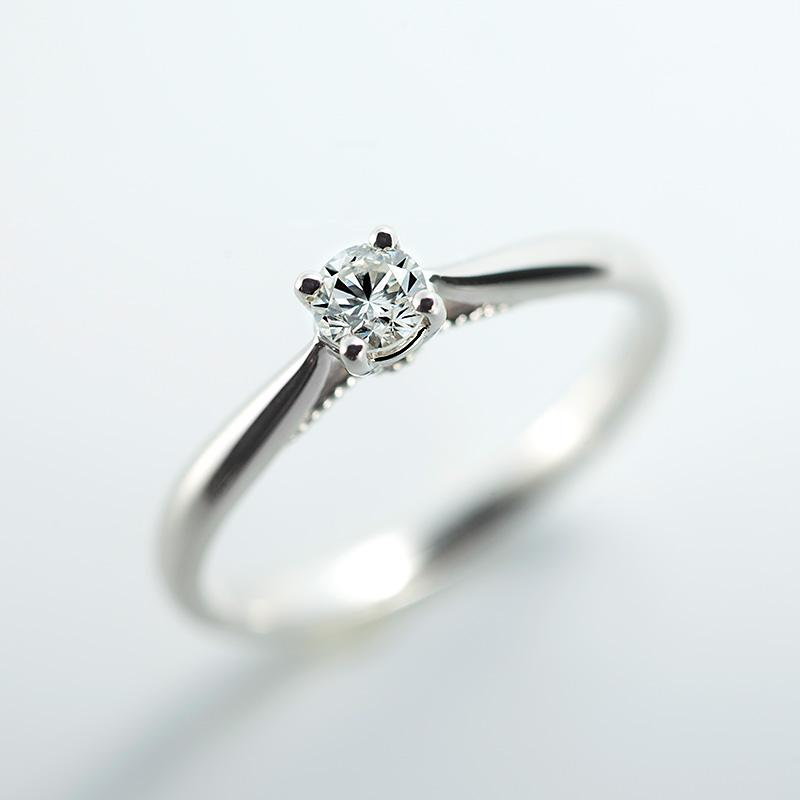 プティ婚約指輪(エンゲージリング) IKPE-0801画像