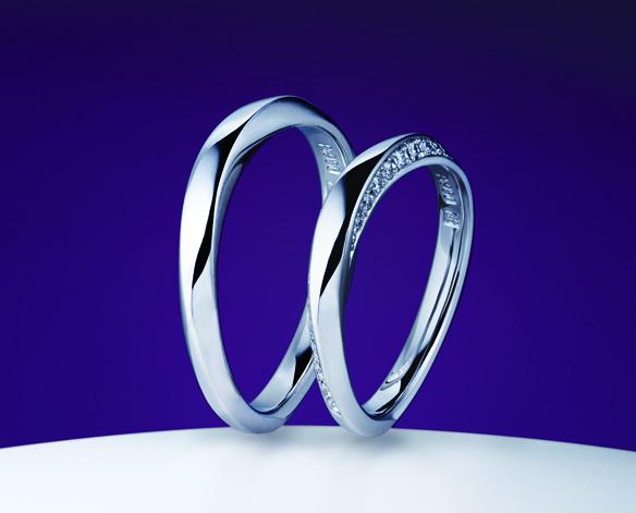 俄(にわか)結婚指輪(マリッジリング) 凛(りん)画像