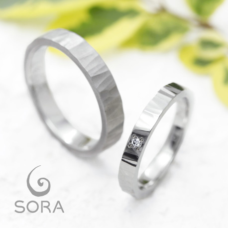 【新潟市】結婚指輪のオーダーメイドがオススメな6つのタイプ