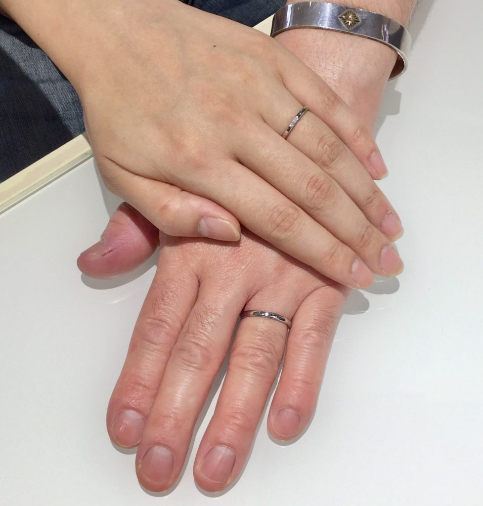 フェアリー 結婚指輪