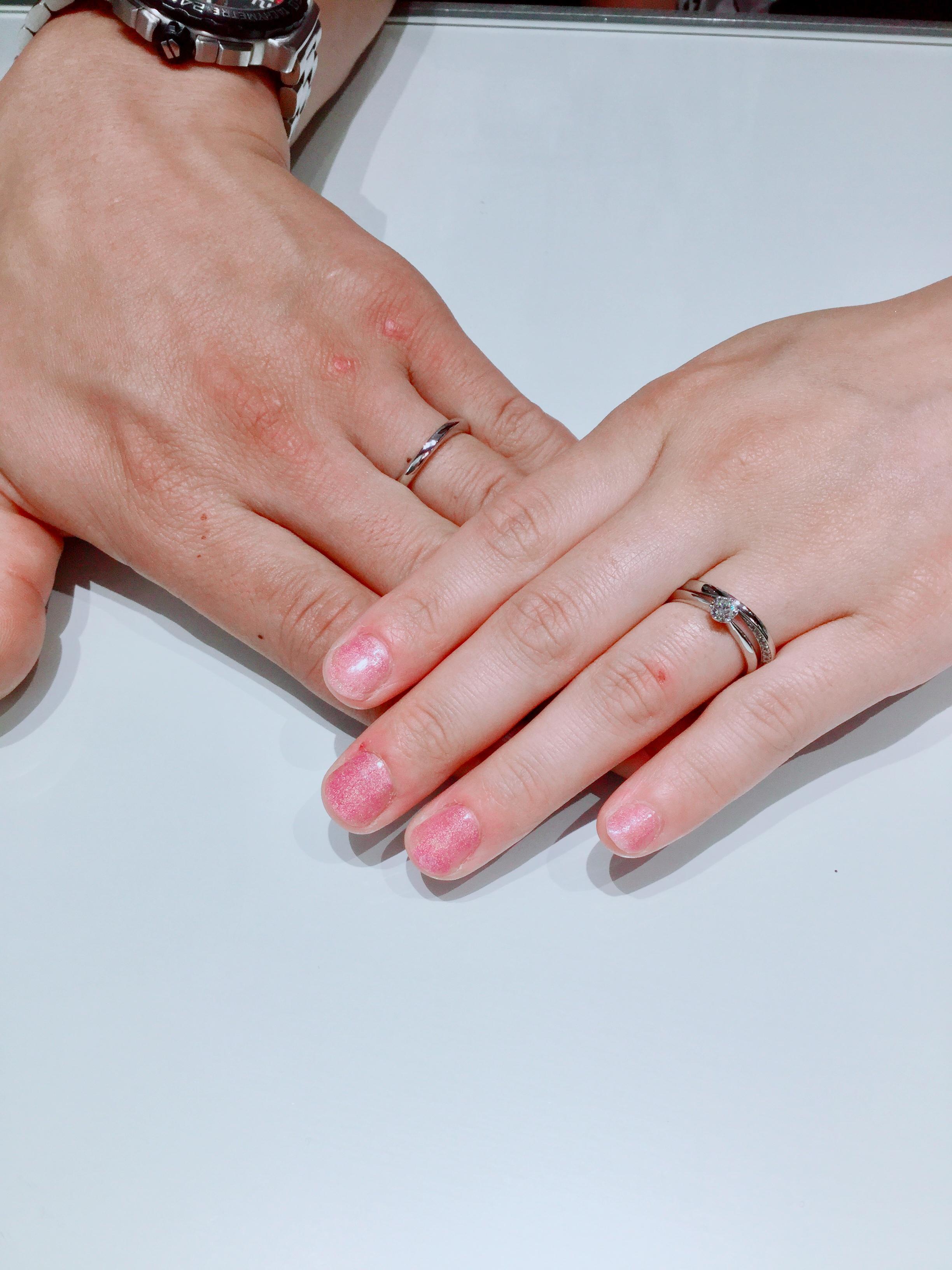 煌びやかな輝き【ラザールダイヤモンド】をご成約。新潟県胎内市・新発田市T様・C様