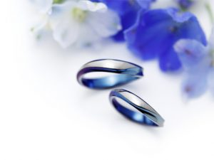 SORA 結婚指輪 ガンガ