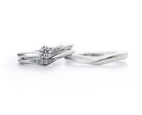 フェアリープラチナムのオリジナル結婚指輪