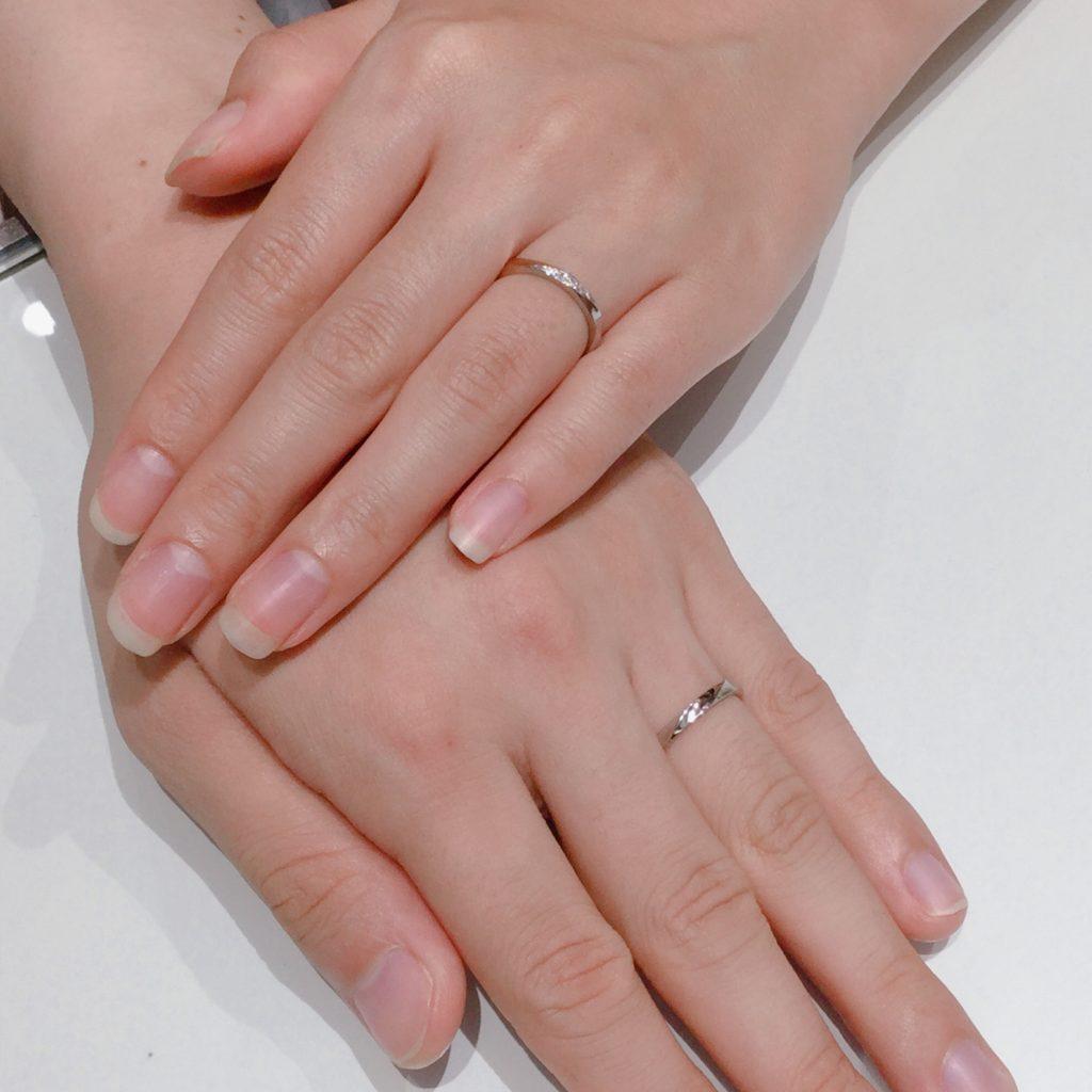 ノクル 結婚指輪 新潟