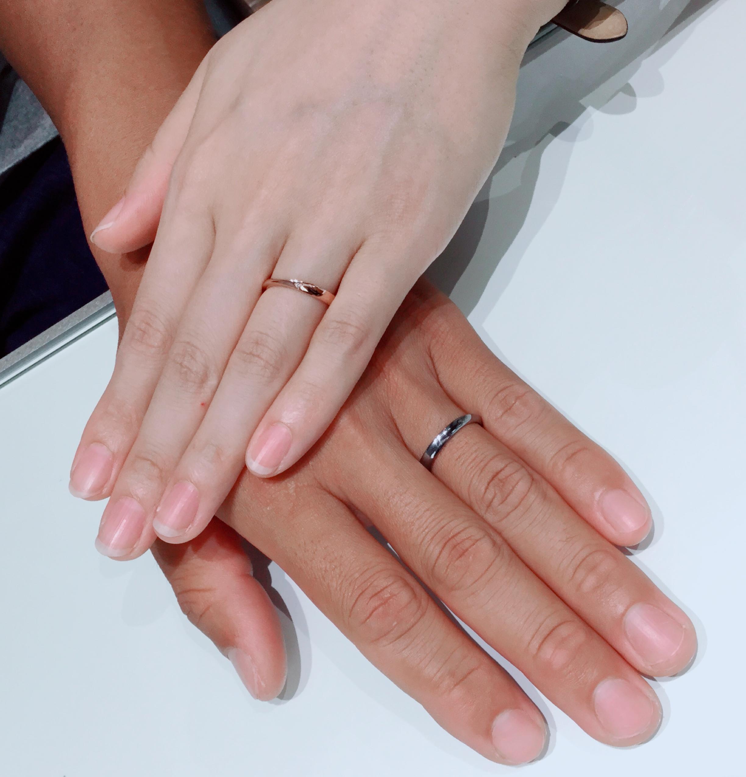 ソラ コトー 結婚指輪