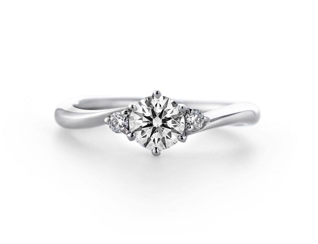 ファイアーワークス 婚約指輪