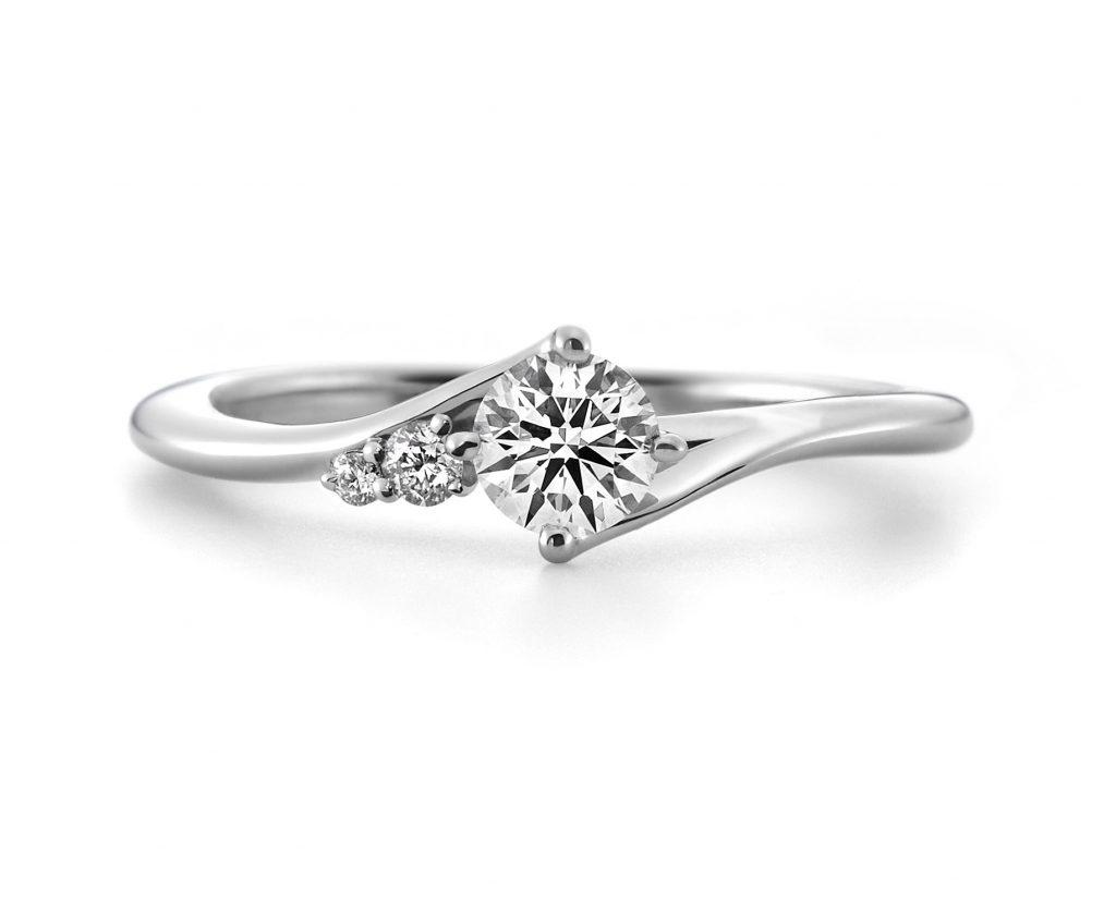 カシオペア 婚約指輪