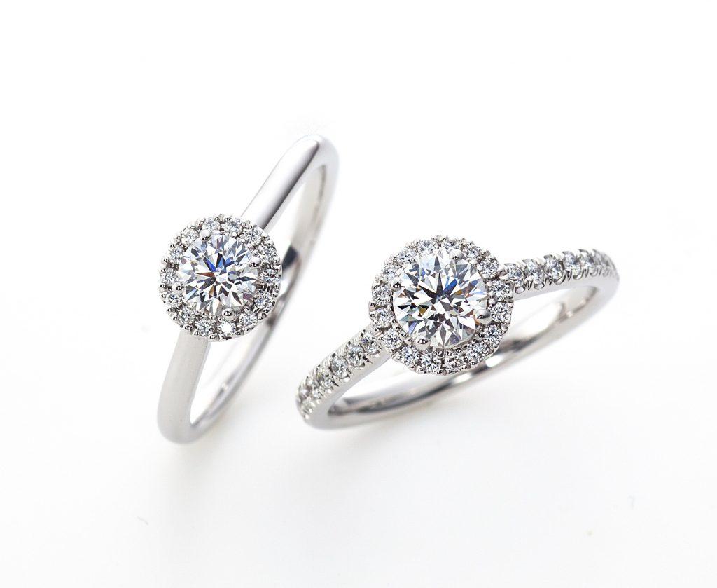 ヴェリタス 婚約指輪