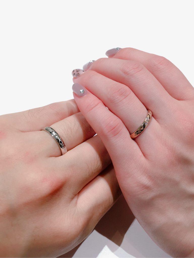 アラジンの結婚指輪