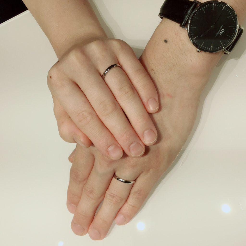 ことほぎ 結婚指輪