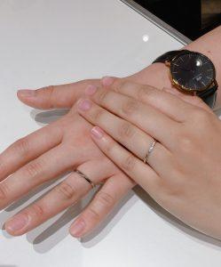 リファ―ジュの結婚指輪 お客様の声