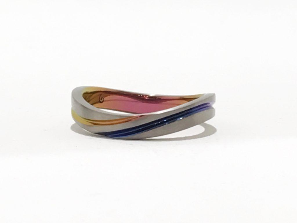 モンスーンの結婚指輪