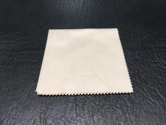 指輪用の超極細繊維クロス