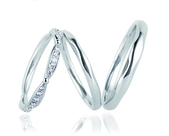 ルシエ結婚指輪(マリッジリング) アリア画像