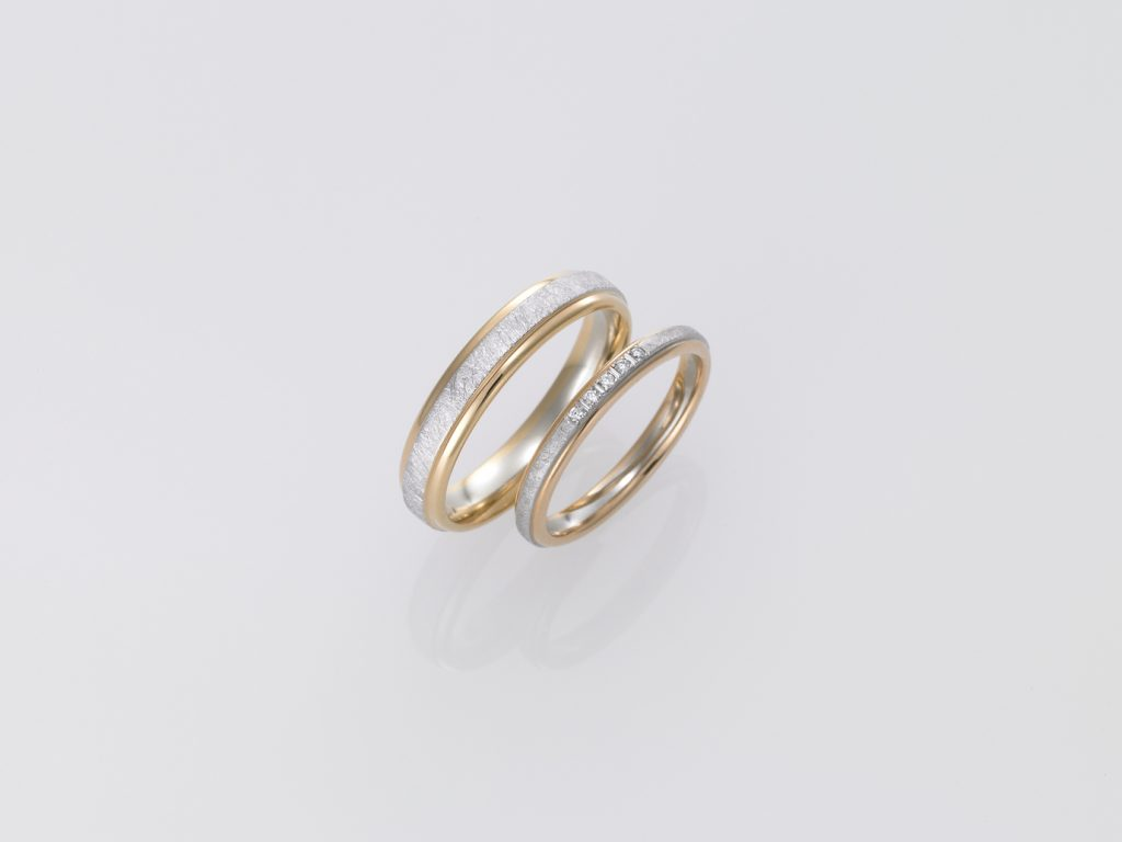 FISCHER(フィッシャー)結婚指輪(マリッジリング)画像