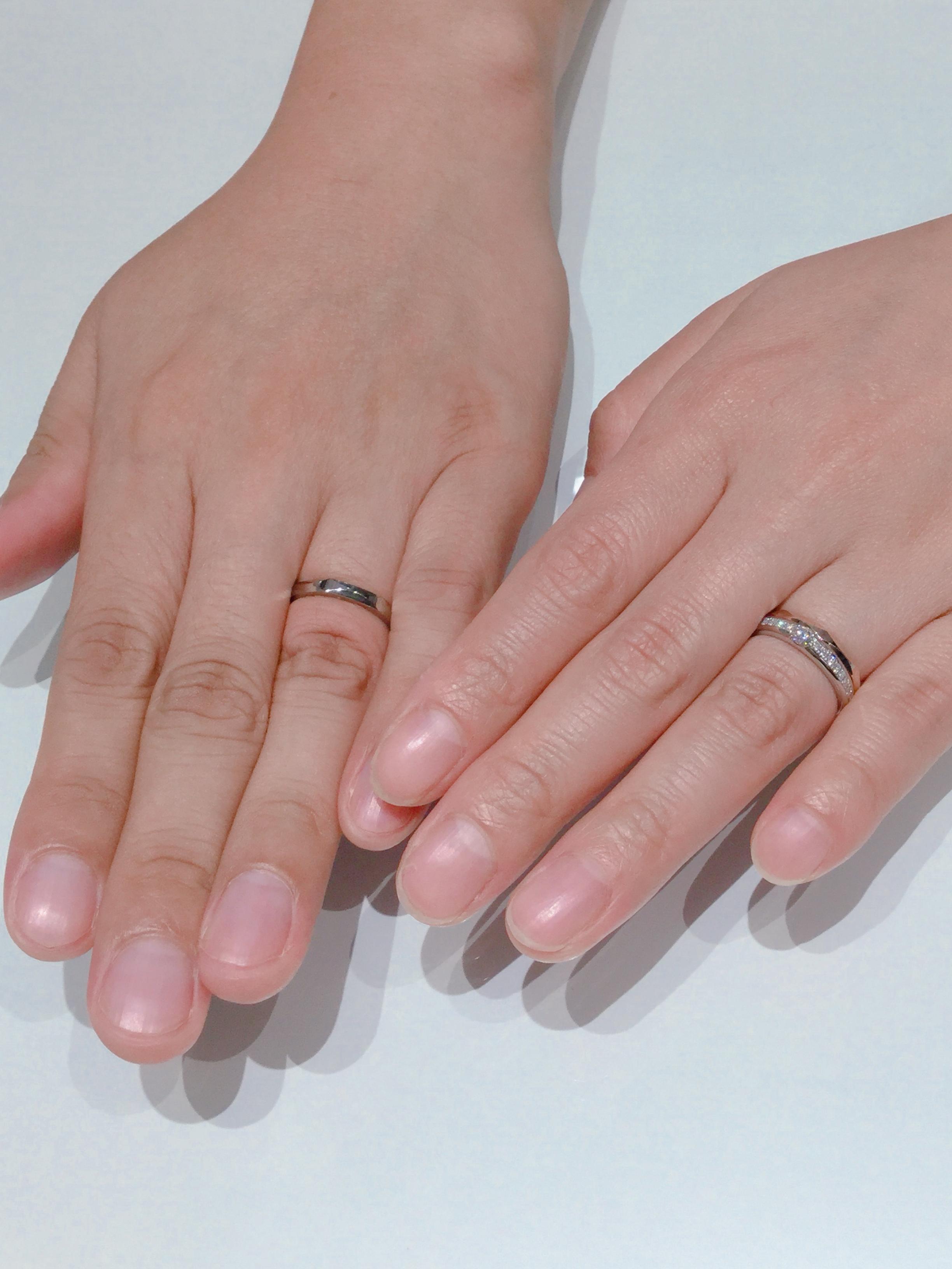 エタニティリングの婚約指輪