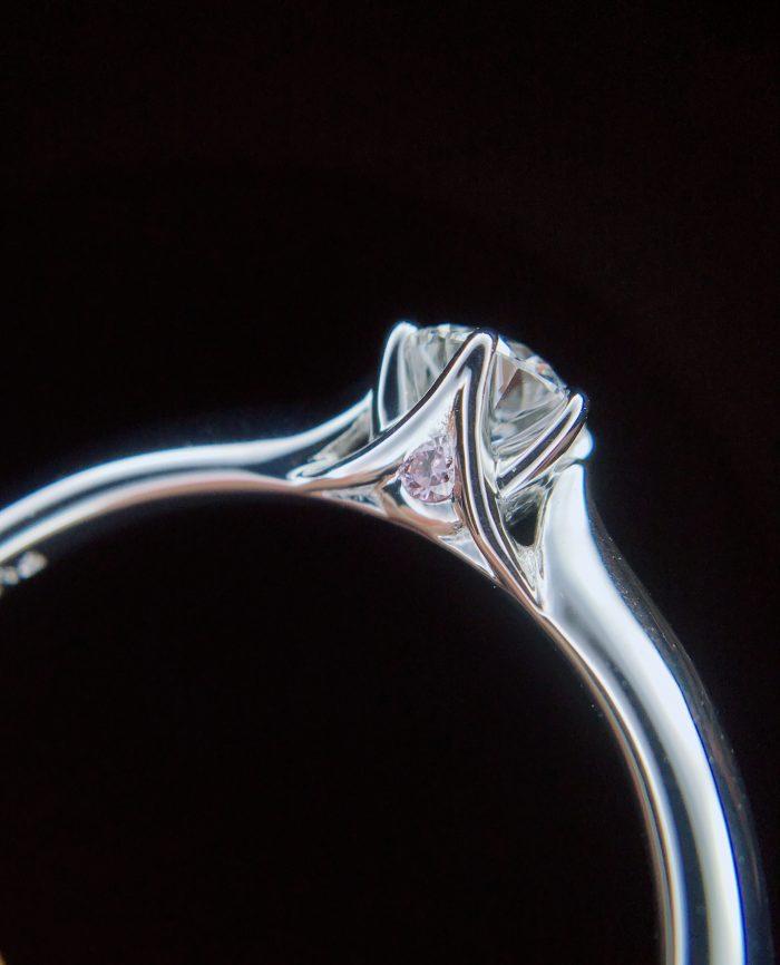 ラザールダイヤモンドのピンクダイヤモンド