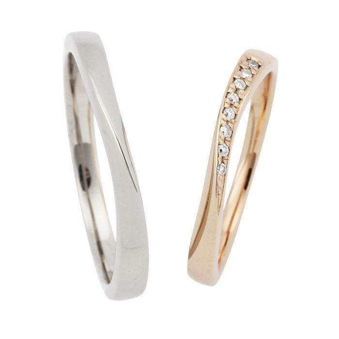 プル―ヴの結婚指輪