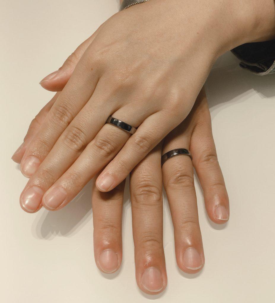 タンタルの結婚指輪の口コミ・評判