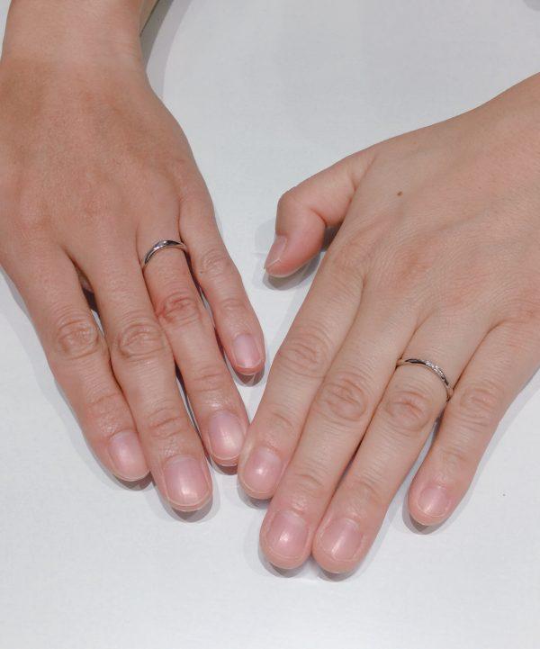 シンデレラの結婚指輪
