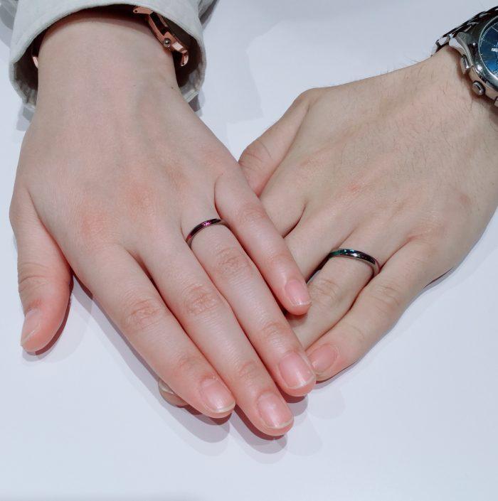 レイの結婚指輪