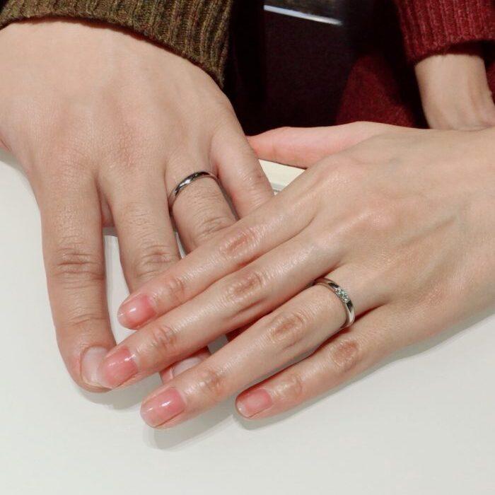 「フェアリー」結婚指輪