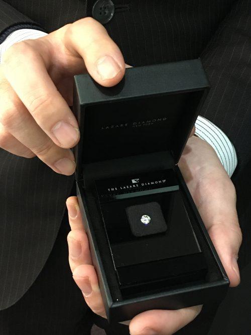 ダイヤモンドプロポーズ|サプライズでダイヤモンドルースをご成約 新潟市T様
