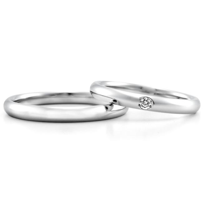 """結婚指輪はシンプルに限る!みんなが選ぶ人気の""""シンプル""""を徹底分析"""