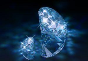 【ダイヤモンドの科学】美しい輝きの理由は?ダイヤモンドの特性を文系にもわかるように解説