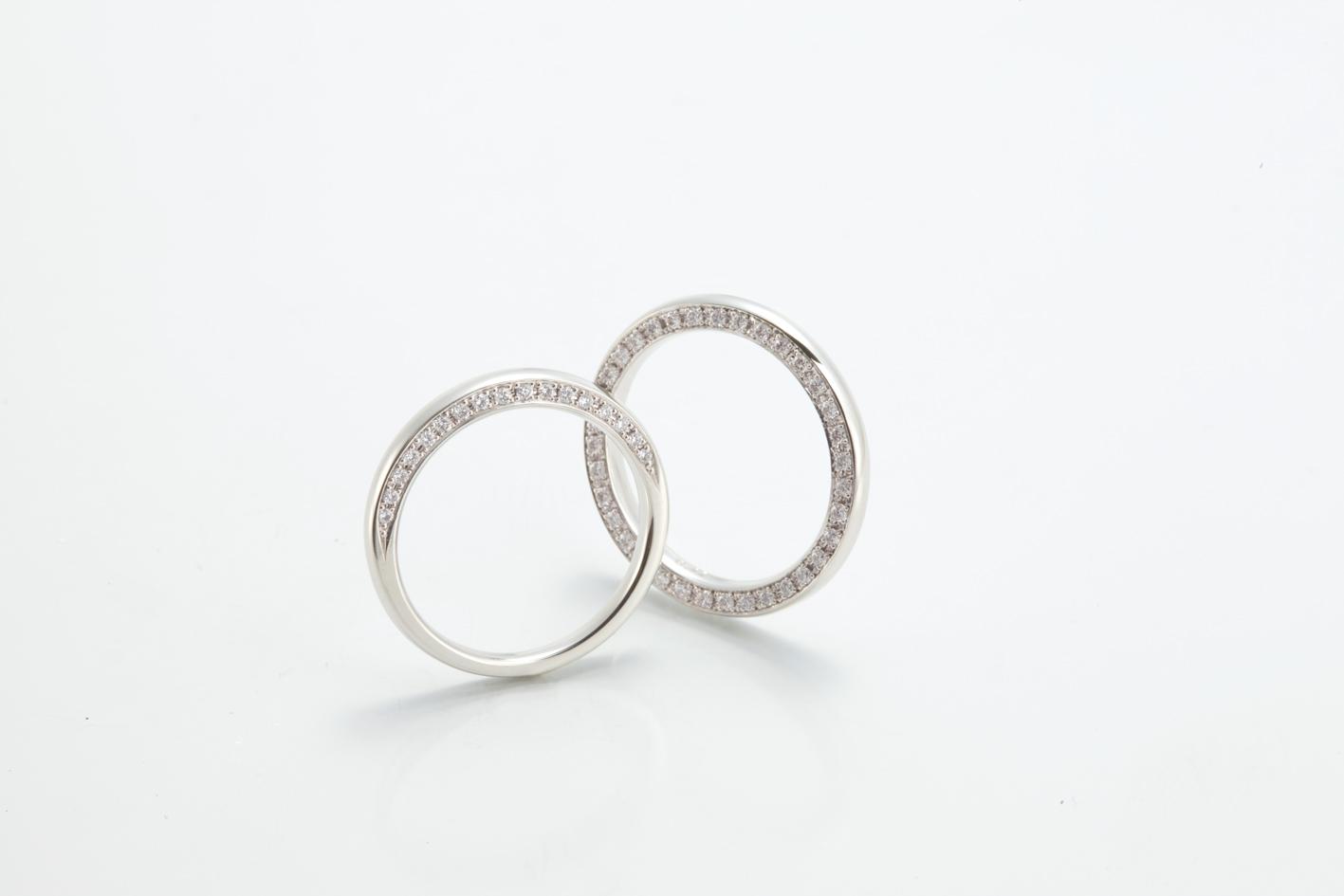 ポンテヴェキオの結婚指輪 ベルセグレート
