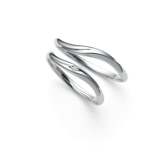 ノクル結婚指輪「055,056」