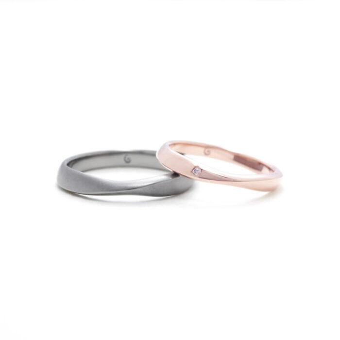 SORA タンタル結婚指輪