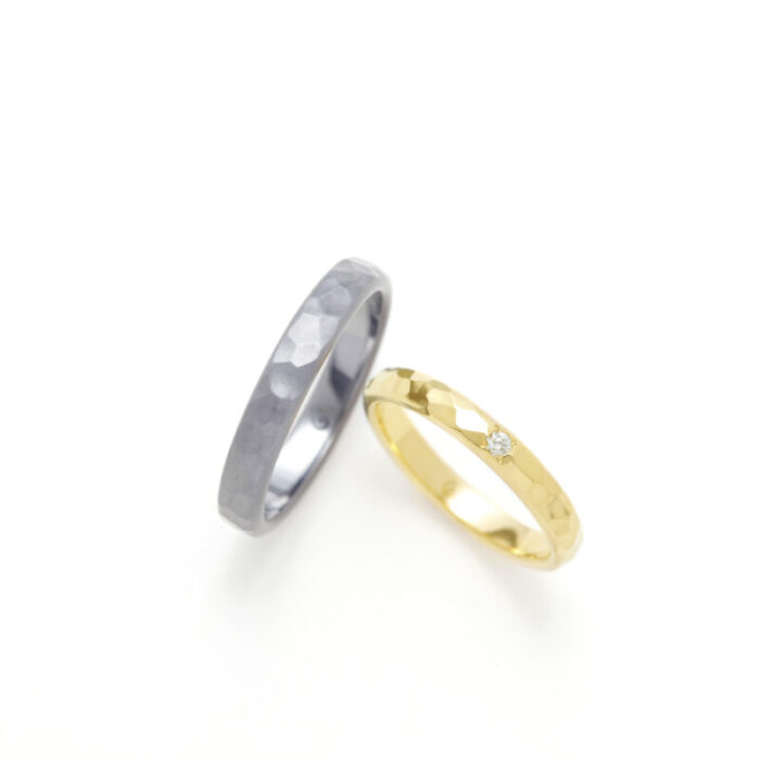 SORA アイナ タンタルの結婚指輪