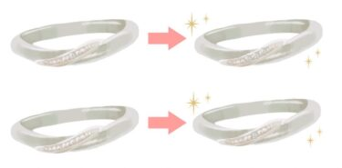 [超簡単!] 自分でできる結婚指輪のクリーニング・お手入れ方法