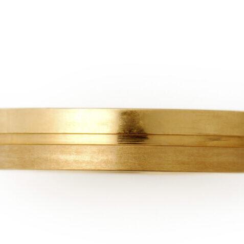 結婚指輪の素材 ゴールド