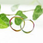 SORA 結婚指輪「トリオレ」