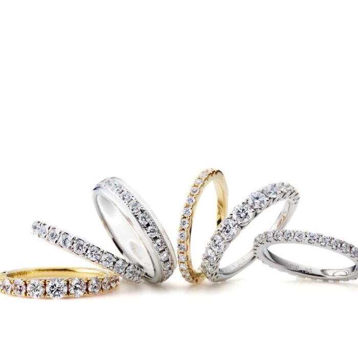 ラザールダイヤモンドの結婚指輪