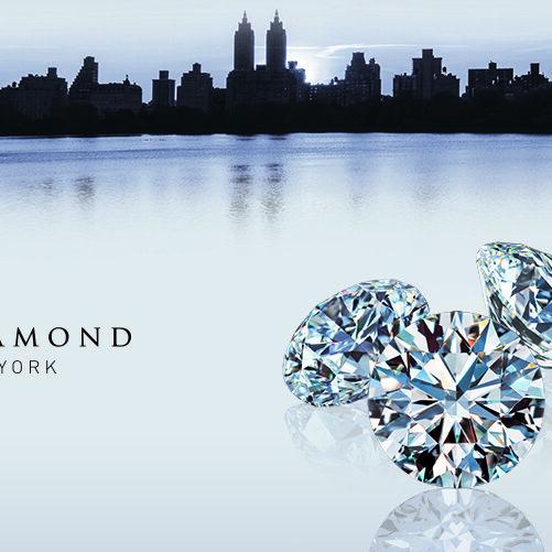 ダイヤモンドが世界一美しいブランド