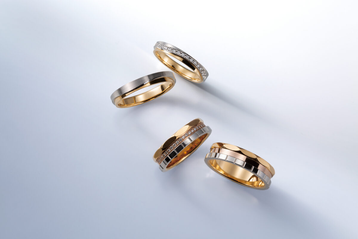 モニッケンダムの結婚指輪