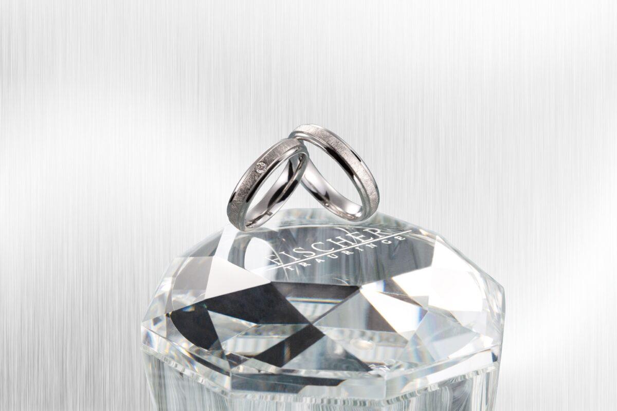 上質な結婚指輪 フィッシャー