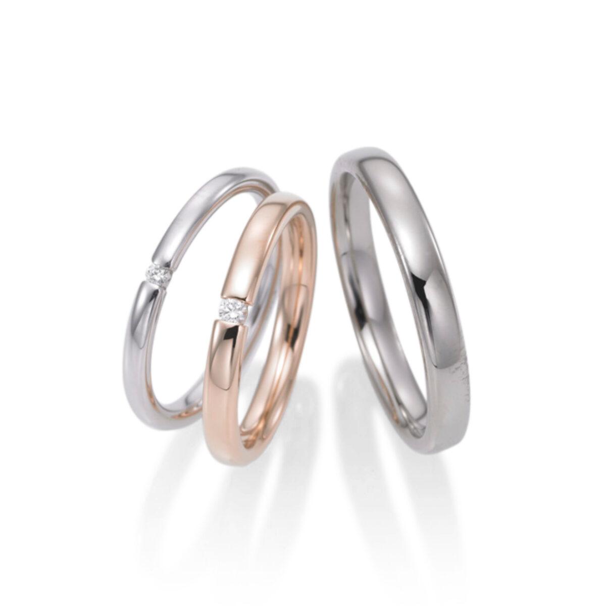 ドイツの老舗ブランド フィッシャー 結婚指輪