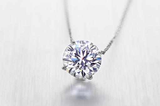 ラザールダイヤモンドネックレス