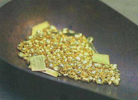 ゴールド 調合のイメージ