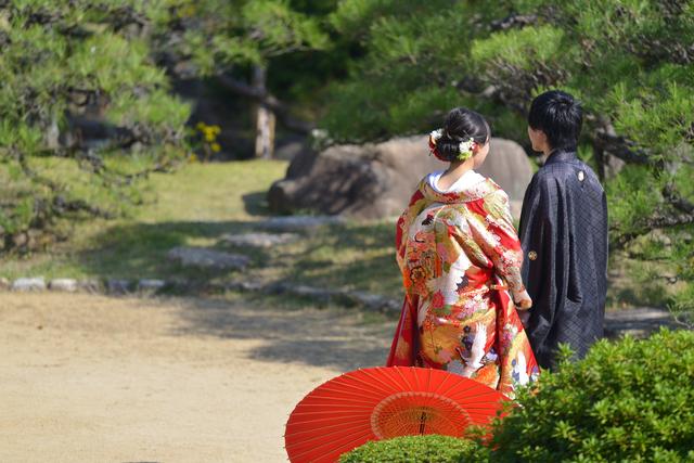 日本の夫婦