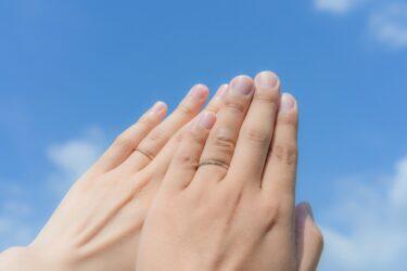 結婚指輪の意味とは?なぜ着ける?意外と知らない結婚指輪の意味や由来