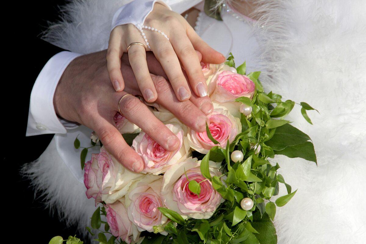 結婚指輪 ゴールド 新郎新婦