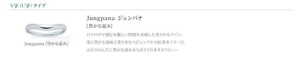 V字(U字)タイプ