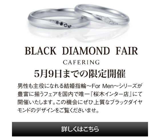 cafering black diamond fair
