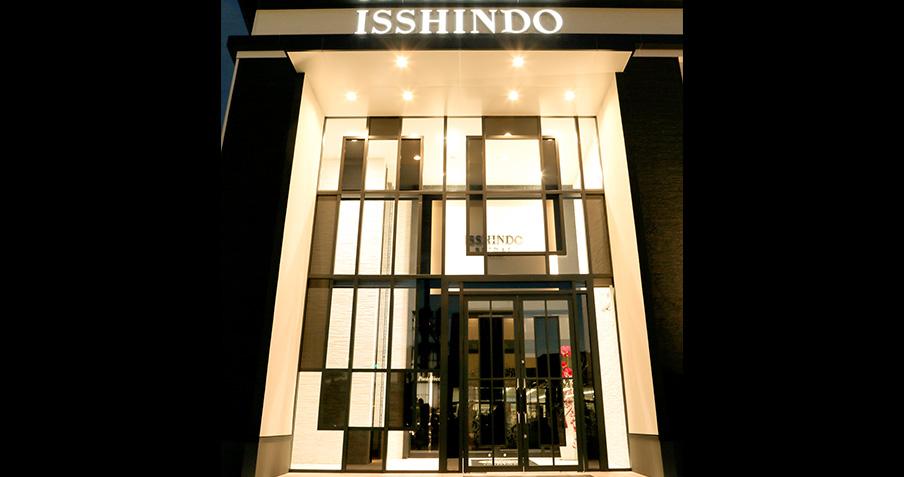 新潟のエンゲージリング・マリッジリング専門店ISSHINDO BRIDALエントランス